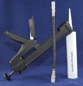 ARCAN-Bauchemie-Abdichtung-Injektionssysteme-PUR-Integral-HydroBloc-575-Integral-Kartusche