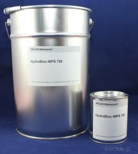 ARCAN-Bauchemie-Abdichtung-Sanierfarbe -HydroBloc-WPS-750-Oberflächenhydrophobierung