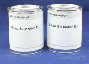 ARCAN-Bauchemie-Kleber und Dichtstoffe-Silipox-Baukleber-824-Epoxy-EP-Harz
