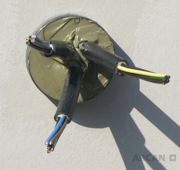 hydrostop 366 dauerplastische gas und wasserdichte. Black Bedroom Furniture Sets. Home Design Ideas