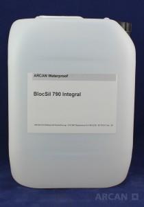 ARCAN Bauchemie Beschichtungen » Versiegelung »Blocsil 790 Integral