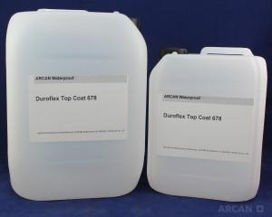 ARCAN Bauchemie Beschichtungen » Versiegelung »Duroflex 678-Pro