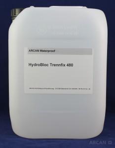 ARCAN Bauchemie  HydroBloc- Trennfix 480 Injektionsharze reiniger
