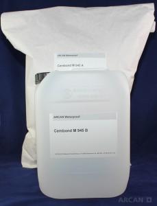 ARCAN Bauchemie  Abdichtung » Dichtschlämme » Cembond 945 M (37,50 kg)
