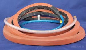 ARCAN-Bauchemie Abdichtung » Fugenabdichtung » Injektionsschlauch » Quellschlauch Swellinjekt 405 (Karton)