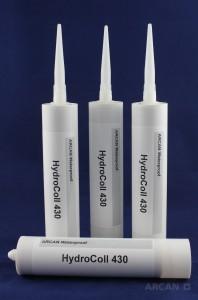 ARCAN-Bauchemie-Abdichtung-Fugenabdichtung-Quellband-HydroColl-Kleber-430-Quellband