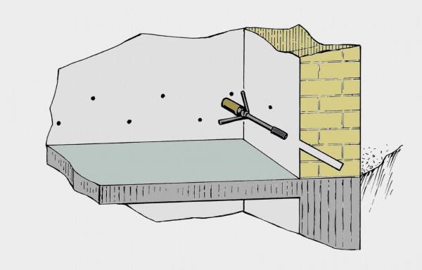 hydrobloc si 700 hochwirksame horizontalsperre gegen aufsteigende feuchtigkeit 1 25 kg. Black Bedroom Furniture Sets. Home Design Ideas