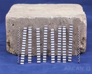 ARCAN Bauchemie Estrichsanierung » Estrichwellenverbinder
