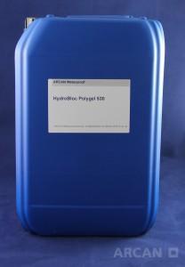 Abdichtung » Injektionssysteme » Acrylat Gel » HydroBloc©-Polygel 530 – Acrylat Gel für Hinterlegungsinjektionen (28 kg)