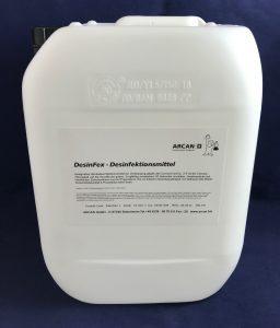 Desinfex 10 Liter